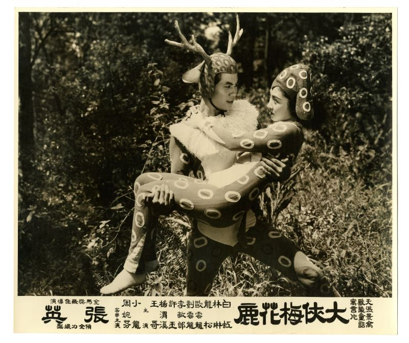 The Fantasy of the Deer Warrior