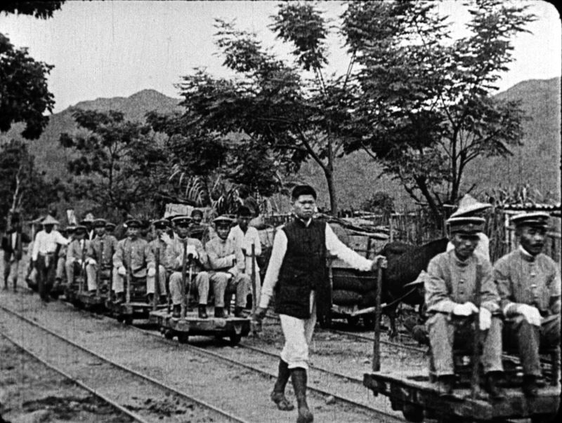 "Short Films of Taiwan's Indigenous Peoples from the Japanese Colonial Period: Formosa, Japanese Police Patrol ""Savage"" Villages, Taichūshū Takasago Tribes Tour  Japan, Sketches of the Takasago Tribes"