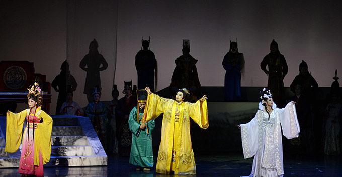 秀琴歌劇團