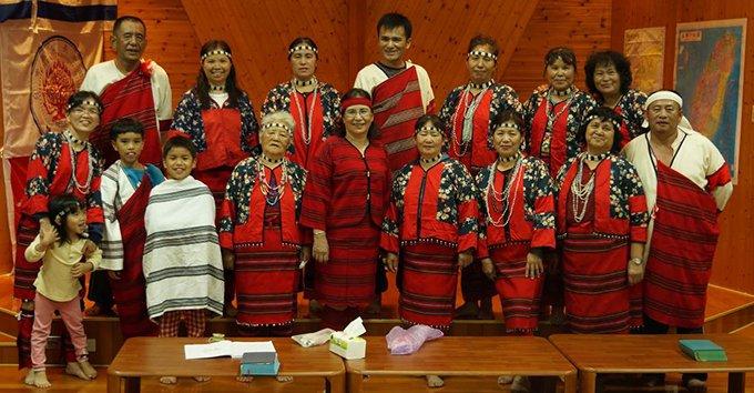 賽德克傳統文化藝術團