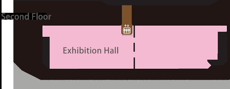 紅樓展示館二樓