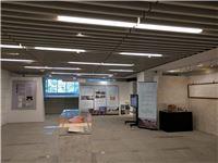 6展場內介紹國家人權博物館籌備處轄下景美與綠島兩園區