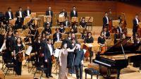 旅美鋼琴家陳毓襄演出蕭泰然「C小調鋼琴協奏曲」獲得滿堂喝采