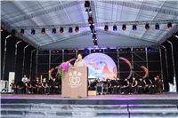立法院長蘇嘉全親臨2017 NTSO X 屯區 國際藝術節【草地野餐音樂會】現場致詞
