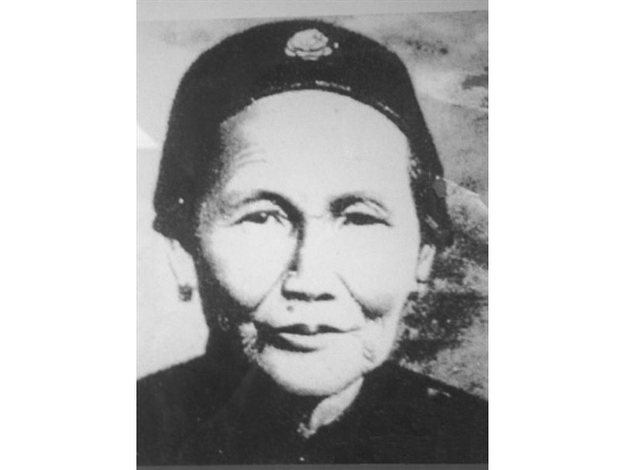 大甲草帽的催生者─洪鴦(1853-1941)
