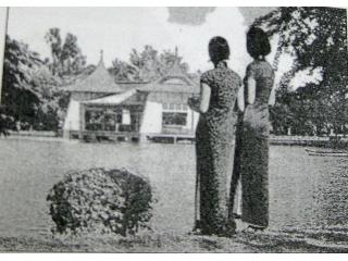 展露女體曲線:台灣旗袍流行史