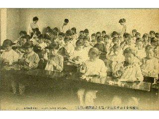 女子初等教育的推手─蓬萊公學校