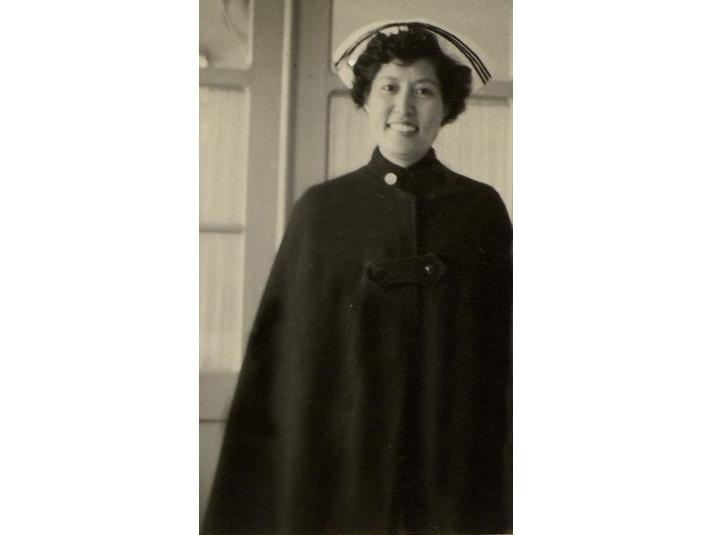 護理界的英雌─陳翠玉(1917-1988)