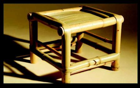 桂竹椅製作流程