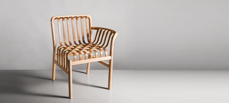 格紋椅 Lattice Chair
