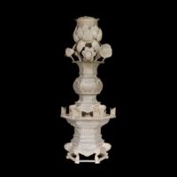 花瓶型柑燈