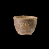 木胎錫杯(三)