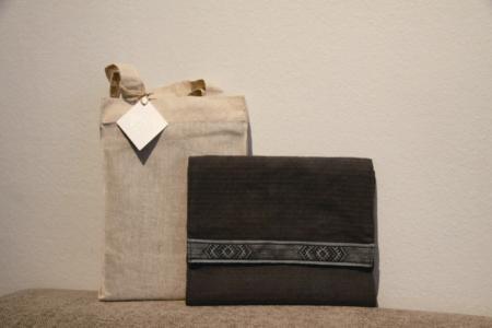 無字天書 與科技結合的泰雅染織工藝