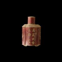 圓筒茶葉罐