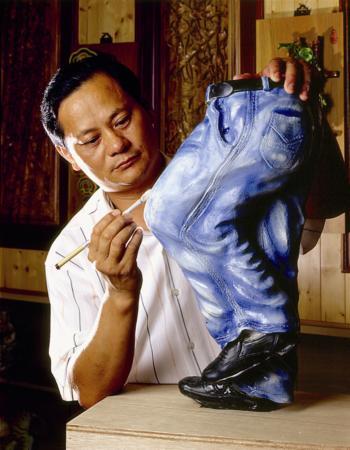 Bantaoyao Crafts Studio of Koji Pottery& Chien-Nien