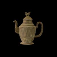 圓筒椪鼓酒壺