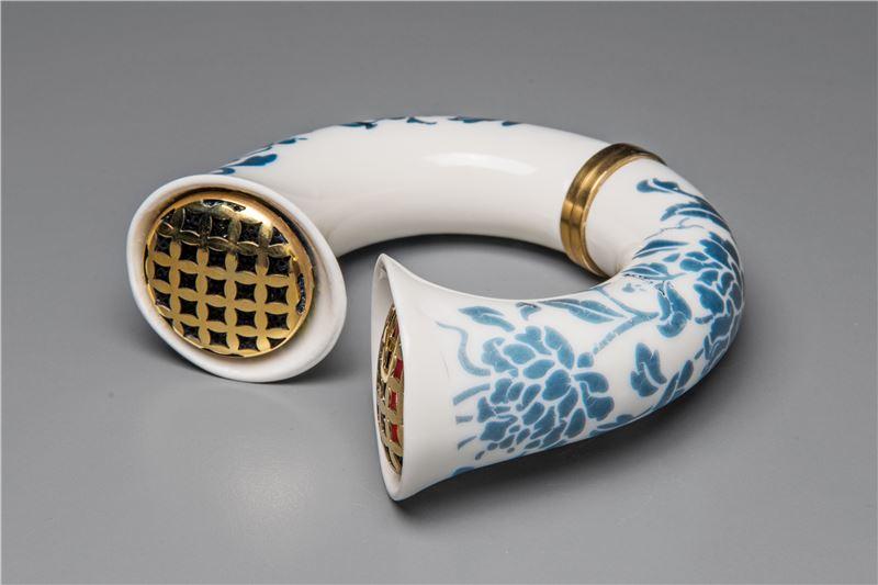 陶瓷手環藍芽喇叭