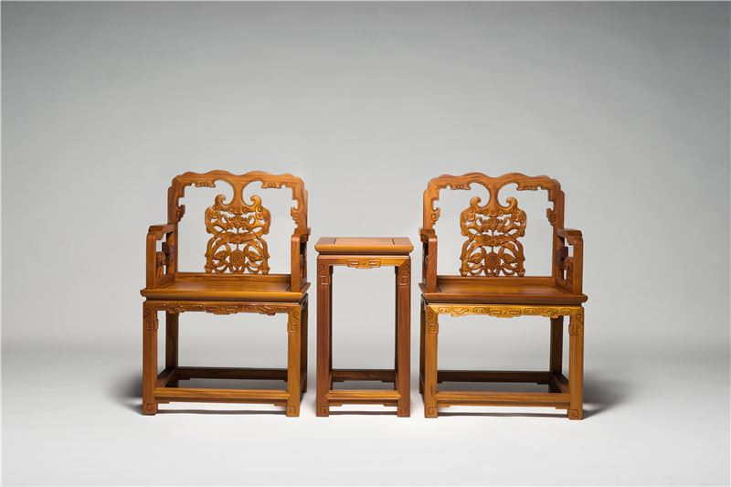 福壽太師椅