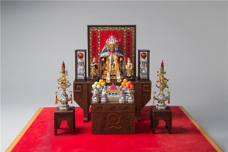 微縮台灣文化-神廳