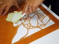 黃豆糊-刮糊法