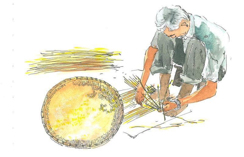 達蘭埠部落工藝祭與傳承