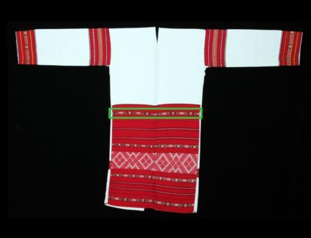 泰雅族南投地區馬力巴群-紋飾049