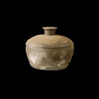 圓筒扁形粉盒