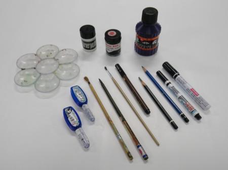 型染-筆刀雕刻打孔工具介紹
