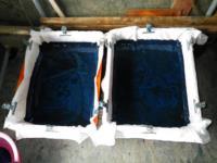 木藍藍泥集中
