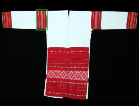泰雅族南投地區馬力巴群-紋飾095