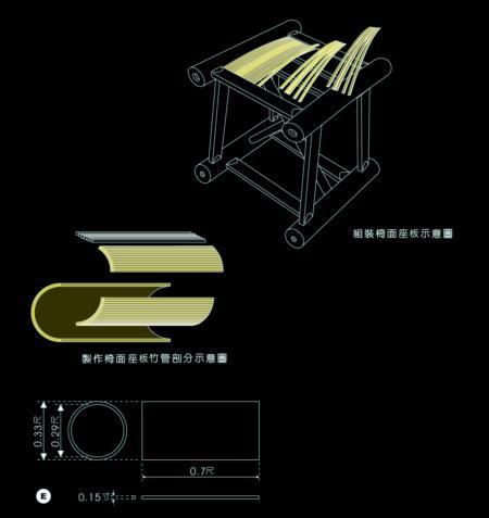 椅面座板製作