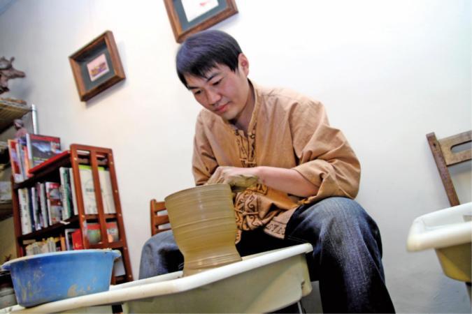 Lin. Ceramic Arts Gallery