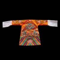 媽祖軟身神袍