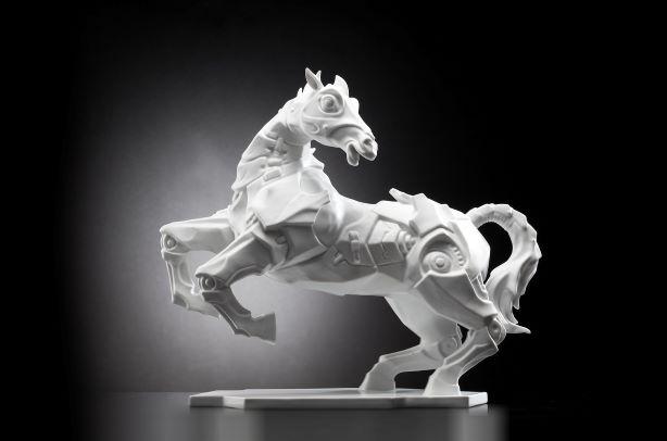 金戈鐵馬 The Robot Horse