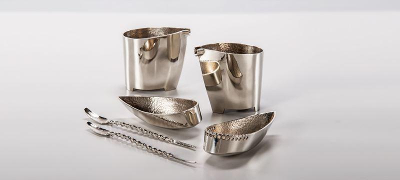 金屬茶具組
