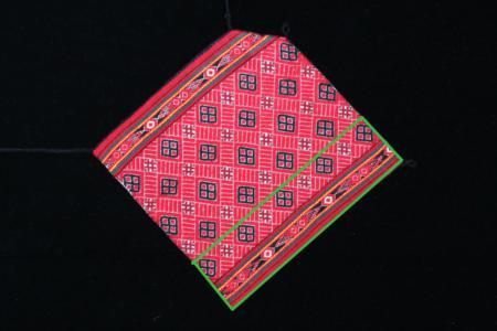 泰雅族南投地區馬力巴群-紋飾046