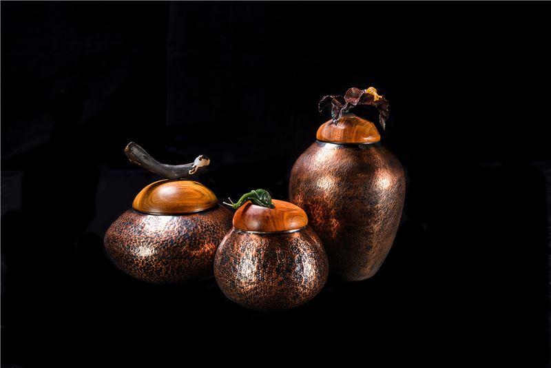 從‧自然—茶倉系列