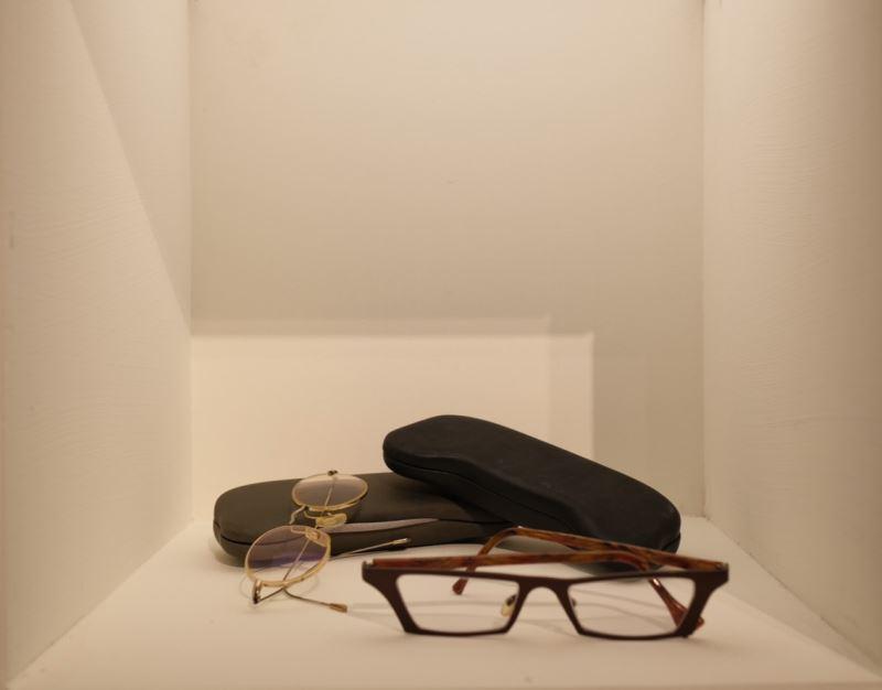 視野:眼鏡