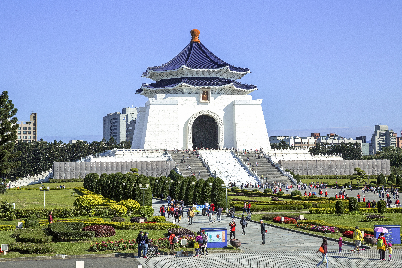 中正紀念堂(陳德芸攝)