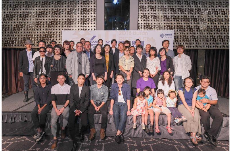 第23屆韓國釜山國際影展行前記者會