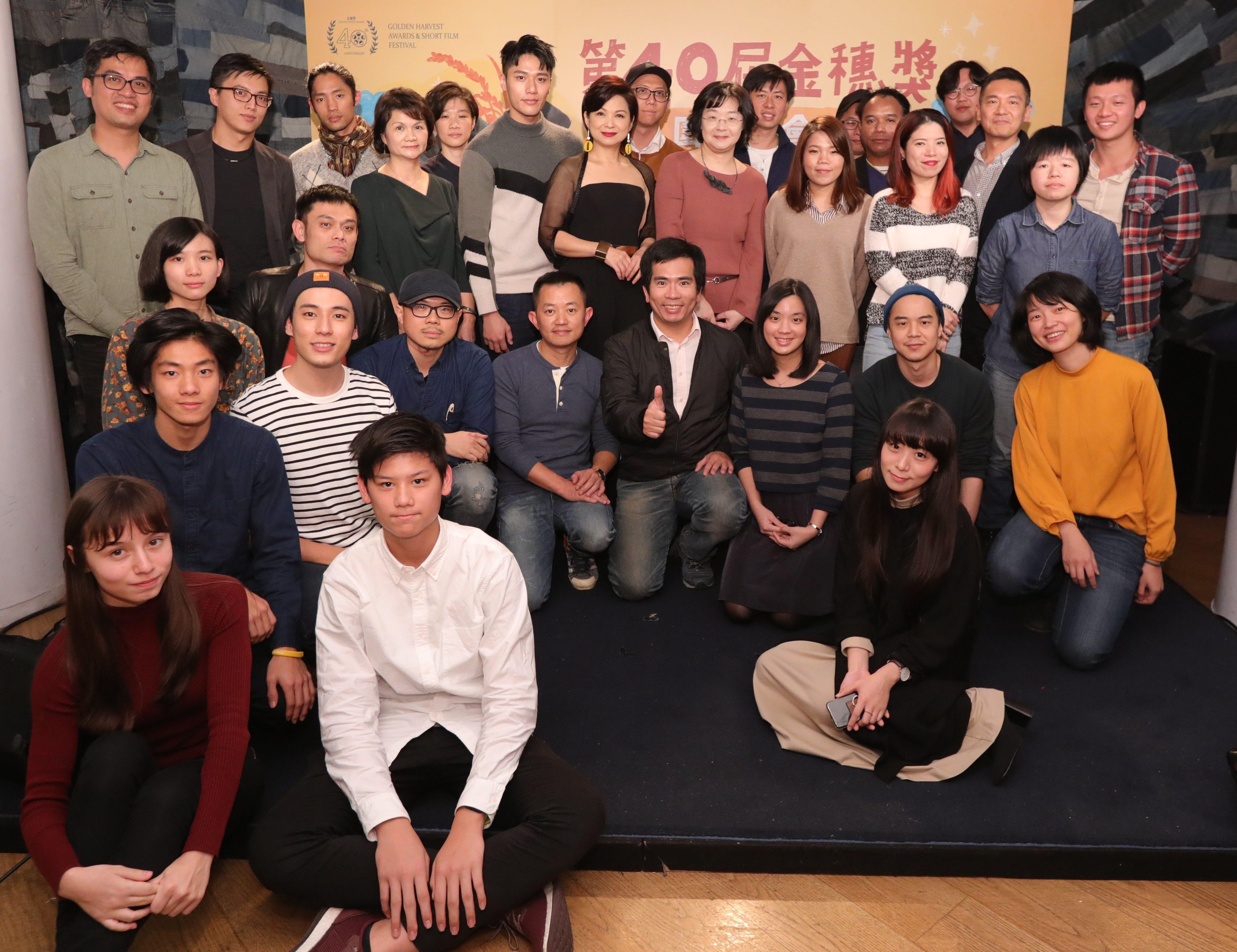 第40屆金穗獎入圍公布記者會