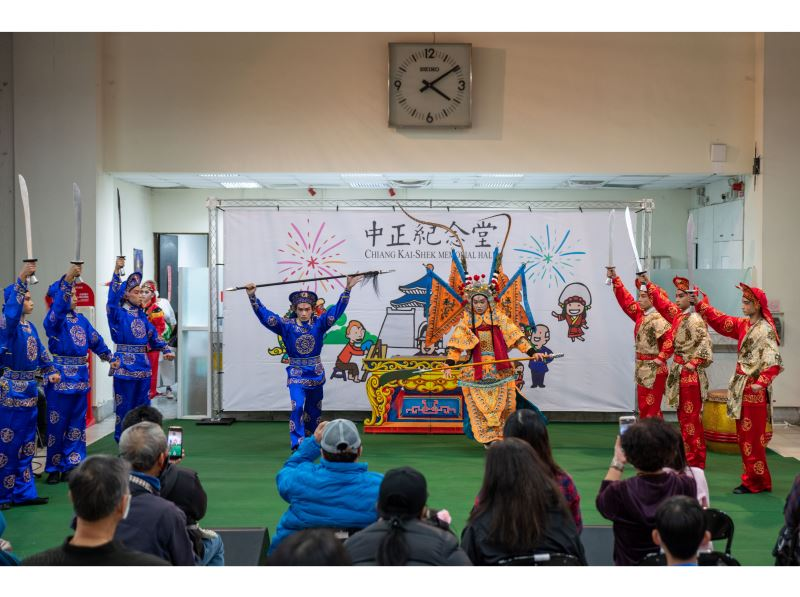 20201212 Democracy Boulevard: artistic and cultural performance