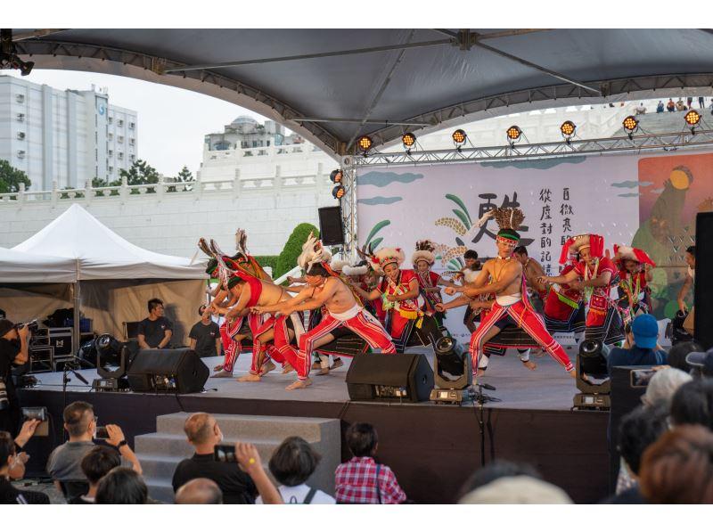 20201011「甦醒-原力綻放」原住民族藝文表演-原舞者舞團