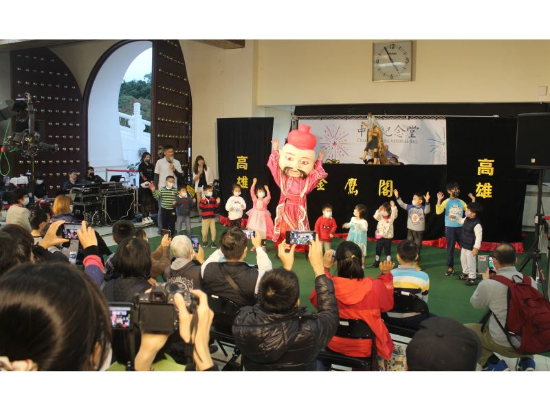 20201206 Democracy Boulevard: artistic and cultural performance
