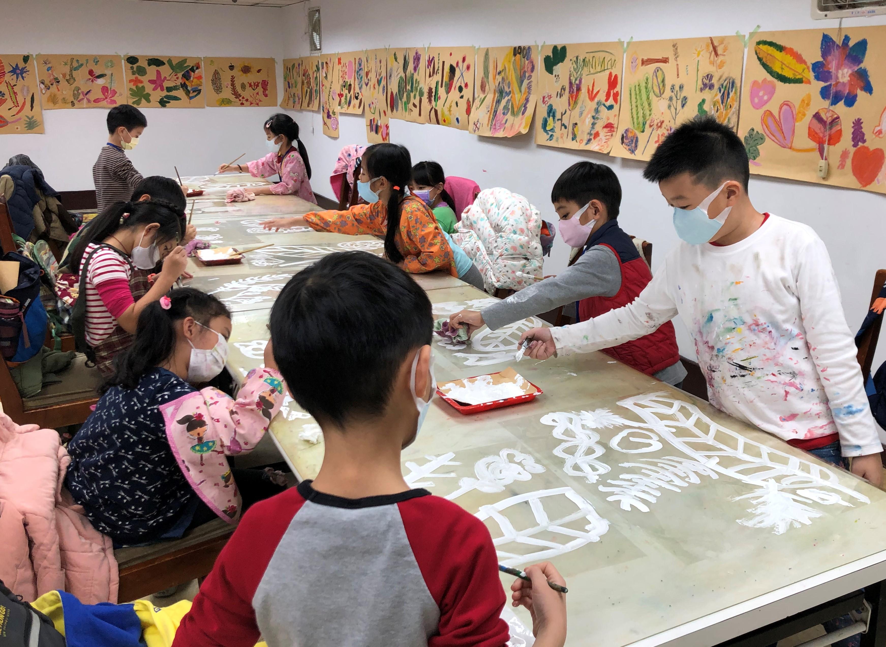 20210203兒童冬令營-冬日的豐藏記憶