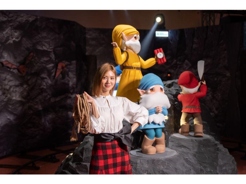 20201231-20210405 Grimms Märchen - Schneewittchen Exhibition