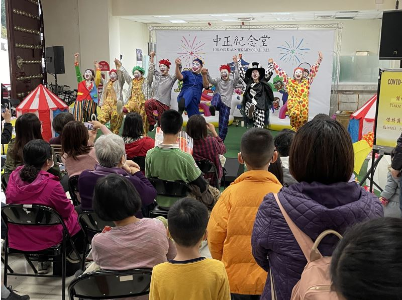 20201227 Democracy Boulevard: artistic and cultural performance