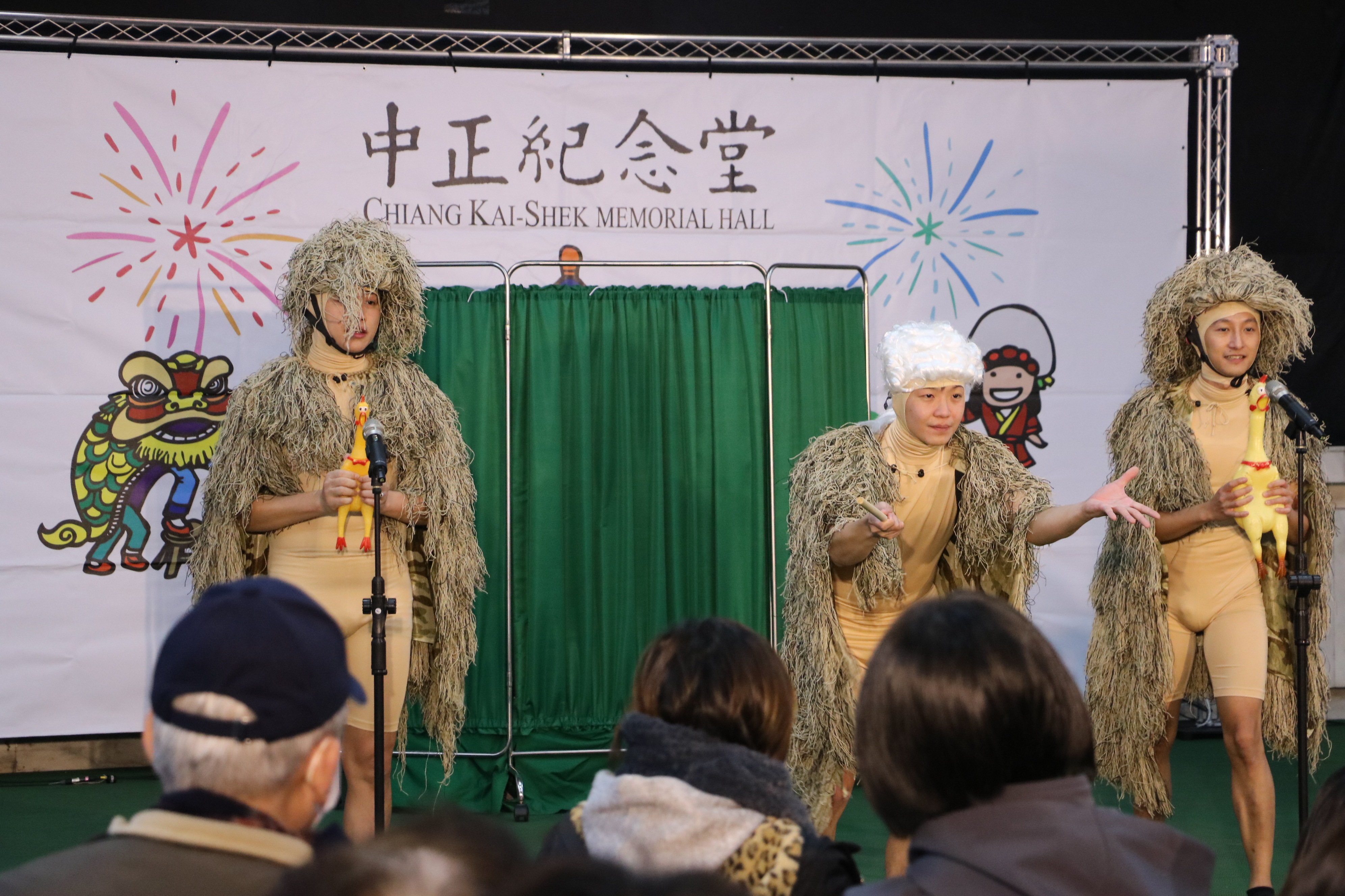 20210109 Democracy Boulevard: artistic and cultural performance