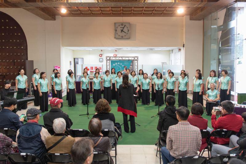 20181215藝起來中正-台北室內婦女合唱團