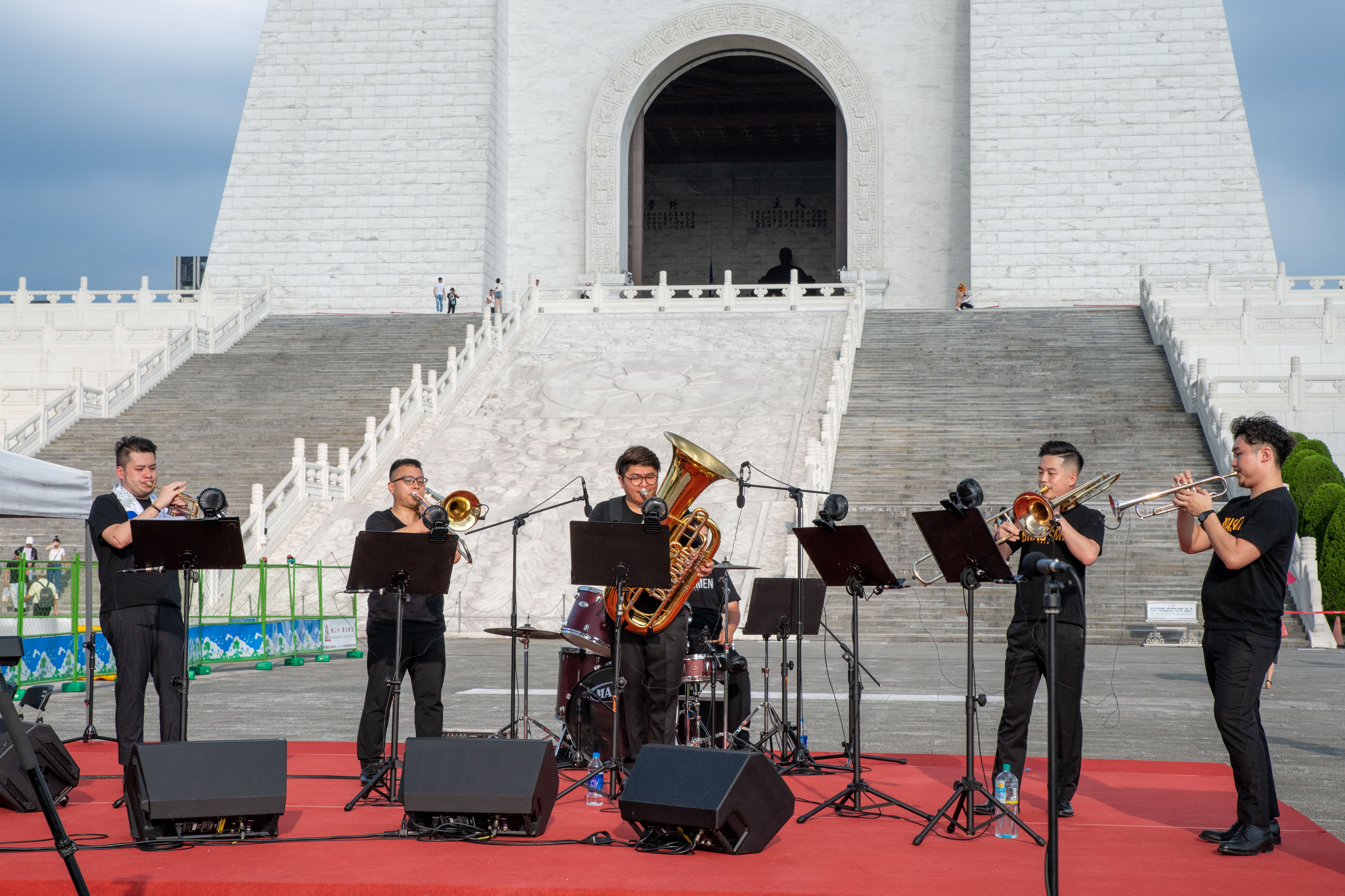 20200627 Democracy Boulevard: artistic and cultural performances